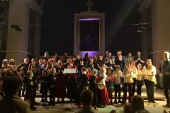 Finale Benefitzgala in der Hoffnungskirche Pankow