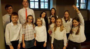 1.Benefizkonzert in der Hoffnungskirche Pankow 1
